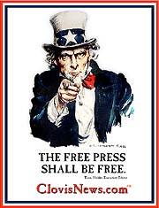 The Free Press Shall Be Free - Click to enlarge!